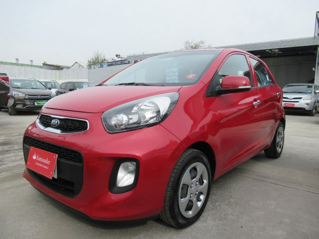 KIA MORNING EX 1,2 CON AIRE ACONDICIONADO