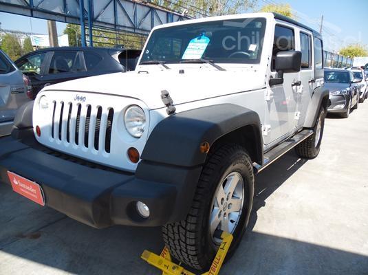 2013 Jeep Wrangler 3.6 Unlimited Sport Auto 4WD