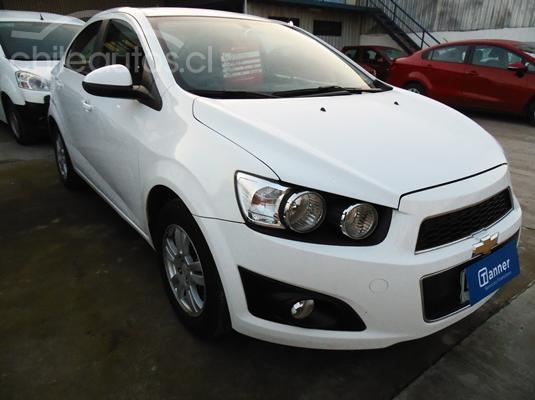 2013 Chevrolet SONIC 1.6 LT